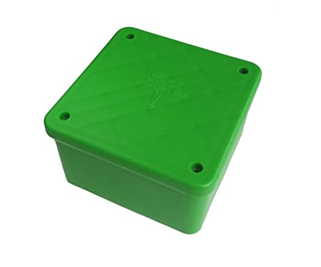 Earth Rod Inspection Box