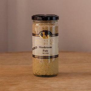 King Valley Fine Foods Mushroom Pate 240gm