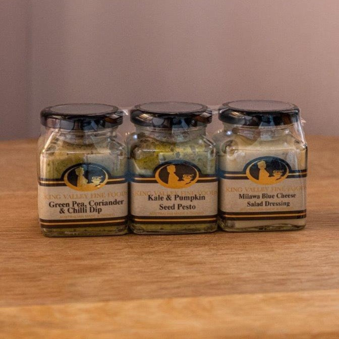 King Valley Fine Foods Variety - 3 Pack