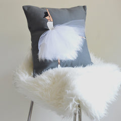 Ballerina pillow Nursery Bedding| Shenasi Concept