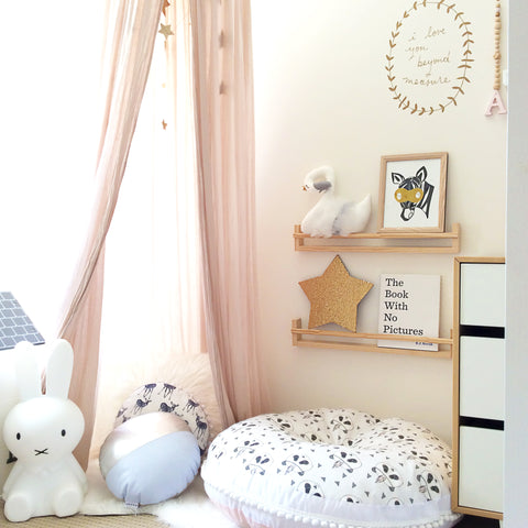 Nursery Decorating Tips - Kids Room Design Nursery Decor | Shenasi Concept
