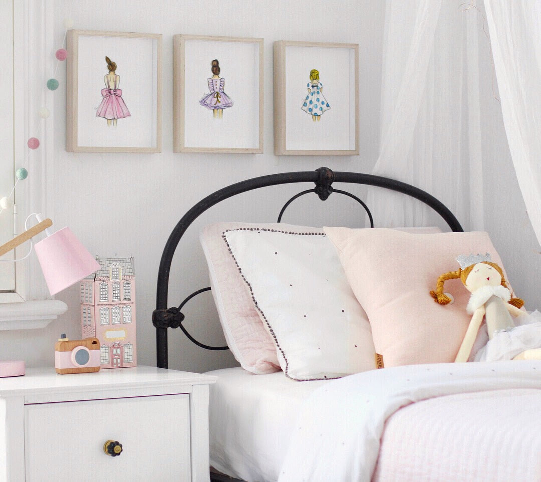 Girls Room Decor | Shenasi Concept
