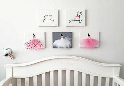 Nursery Decoration Inspirations & Ideas - Mix Match Art | Shenasi Concept