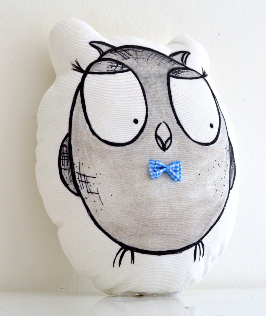 animal pillow owl | Jojo & Jack the Owls| shenasi concept
