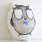 Owl stuffed animal | Jack the Owl| shenasi concept