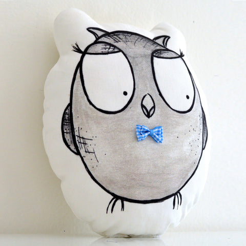Owl Plush Toy - Jack