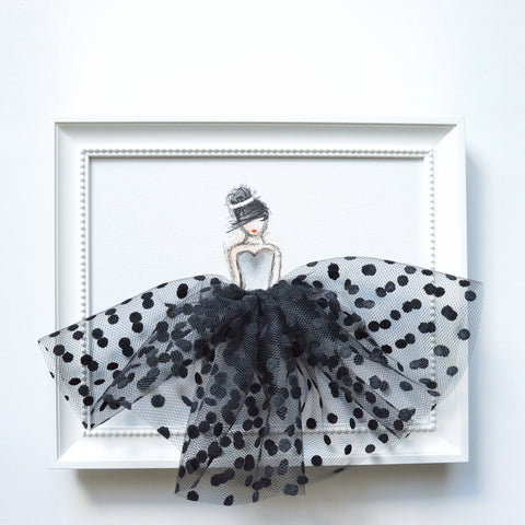 Audrey Wall Art - Limited Edition