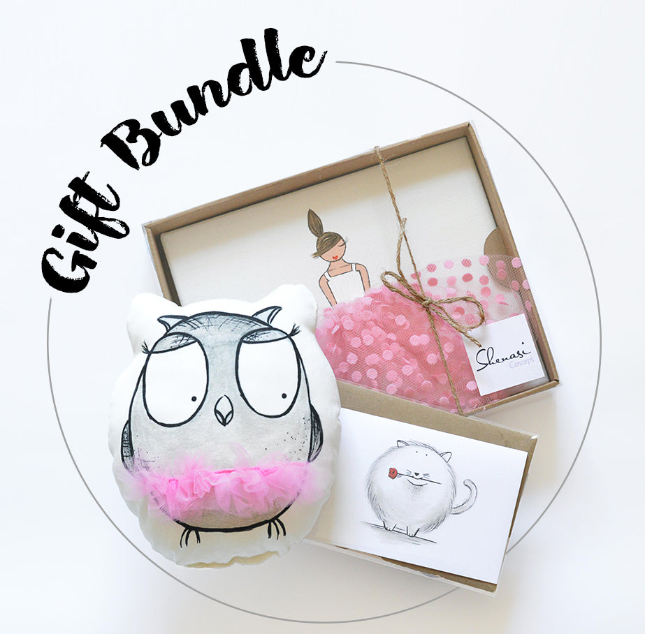 Gift Set Baby Shower Bundle | Shenasi Concept