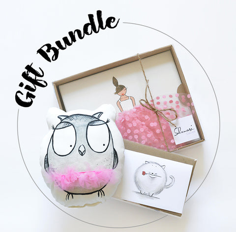 Gift Bundle A - Limited Edition