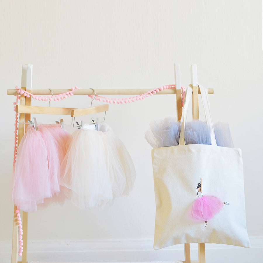 little ballerina's room decor | Shenasi Concept +Bluish tutu