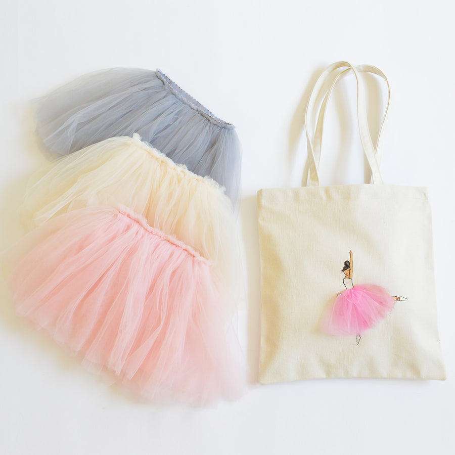 little girls gift set tote | Shenasi Concept