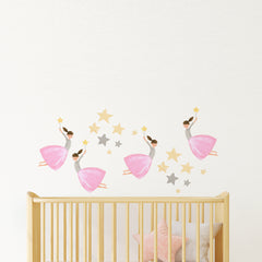 Amelia the Fairy - Wall Decal