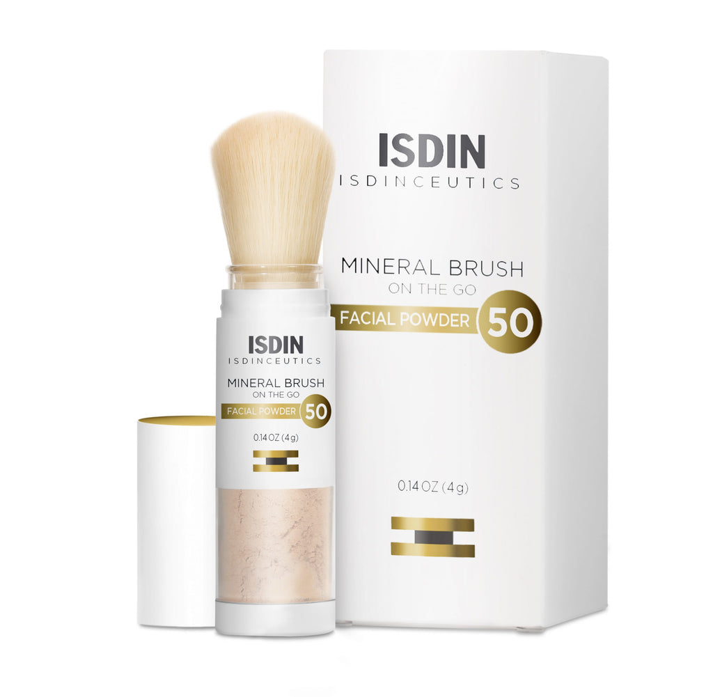 ISDIN - Mineral Brush Sunscreen SPF 50