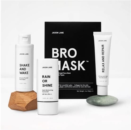 Jaxon Lane - Men's Deluxe Skincare Set