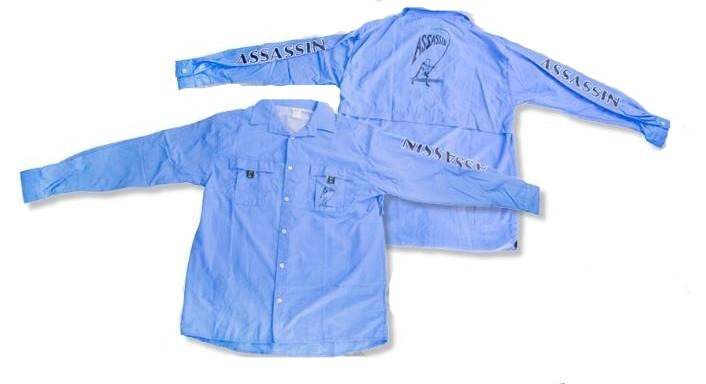 Assassin Technical Fishing Shirt - Stil Fishingshirt