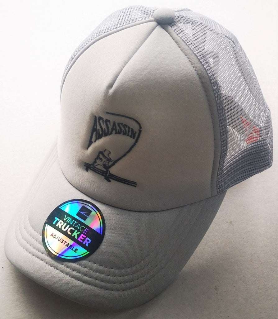 Assassin Vintage Trucker Cap - Stil FishingCap