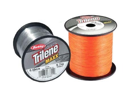 Berkley Trilene Maxx 600M Orange - Stil Fishingmono