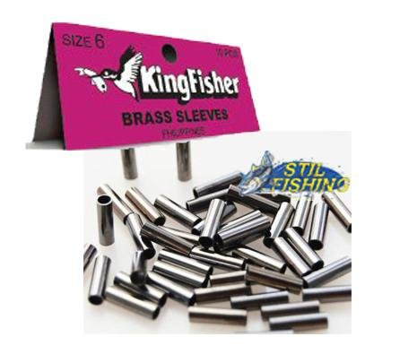 BRASS SLEEVES - Stil Fishingsleeves