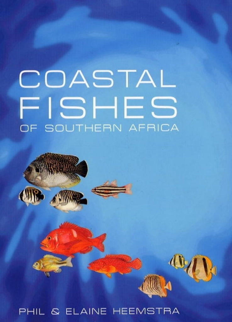 Coastal Fishes of Southern Africa - Stil Fishingbook