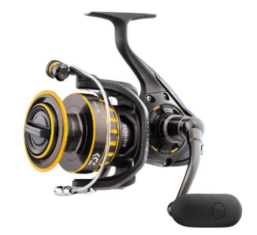 DAIWA BG - Stil FishingFishing reel