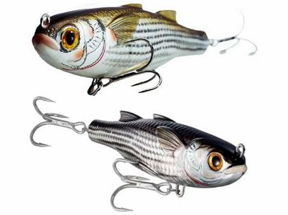 Livetarget Mullet Twitchbait - Stil Fishinglure
