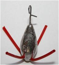 Nylon Grapnel Sinkers - Stil Fishingsinkers