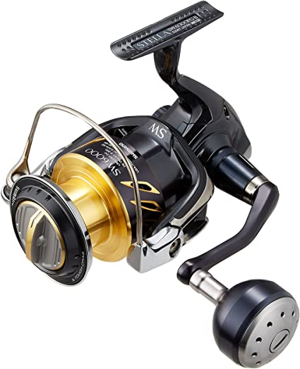Shimano STELLA SW-C (2020) - Stil FishingFishing reel