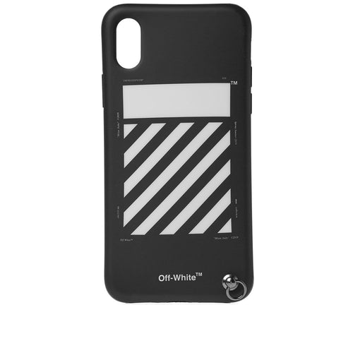 cover iphone x off white