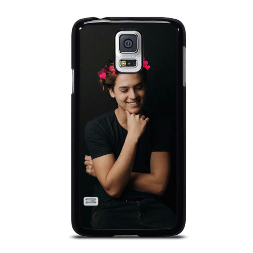 coque custodia cover fundas hoesjes j3 J5 J6 s20 s10 s9 s8 s7 s6 s5 plus edge D18405 COLE SPROUSE RIVERDALE Samsung Galaxy S5 Case