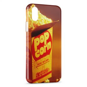 Custodia Cover iPhone XR PopCorn Time