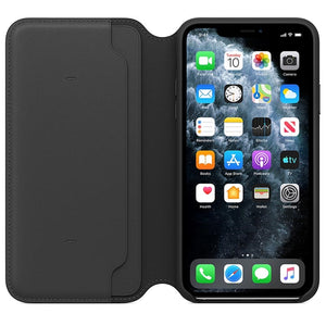 Custodia Folio in Pelle Apple per iPhone 11 Pro Max MX082ZM/A