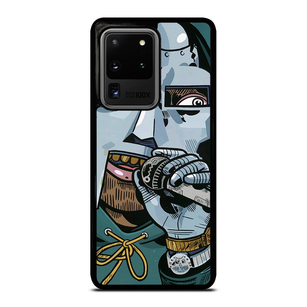 coque custodia cover fundas hoesjes j3 J5 J6 s20 s10 s9 s8 s7 s6 s5 plus edge D20232 DANIEL DUMILE MF DOOM Samsung Galaxy S20 Ultra Case