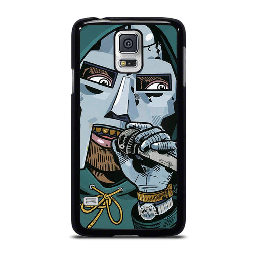 coque custodia cover fundas hoesjes j3 J5 J6 s20 s10 s9 s8 s7 s6 s5 plus edge D20233 DANIEL DUMILE MF DOOM Samsung Galaxy S5 Case