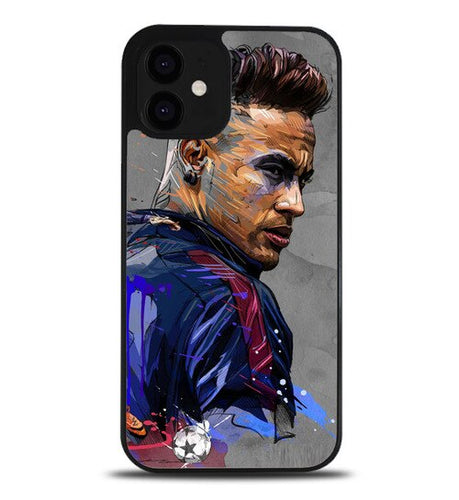 custodia cover iphone 12/12 mini/12 pro/12 pro max Neymar Photos 2018 X7024