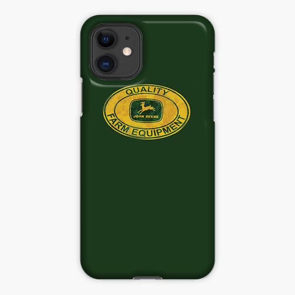 Custodia Cover iphone 11 Pro Max John Deere Ford Tractor
