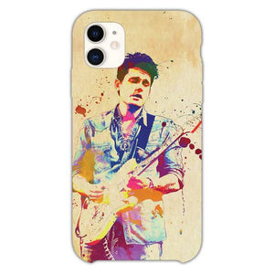 Custodia Cover iphone 11 Pro Max John Mayer Paint Splatter