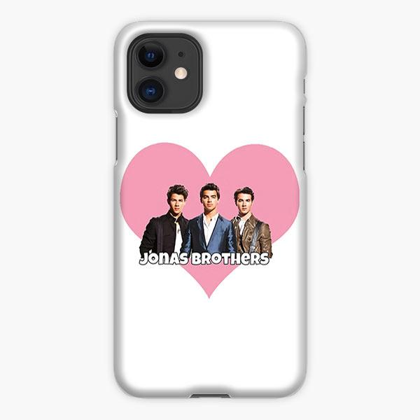 Custodia Cover iphone 11 Pro Max Jonas Brothers Love Pink