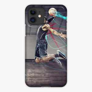 Custodia Cover iphone 11 Pro Max Jumping Lebron James Miami Heat
