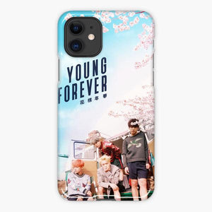 Custodia Cover iphone 11 Pro Max K Bts Young Forever