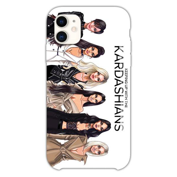 Custodia Cover iphone 11 Pro Max Keeping Up With The Kardashians Fanart