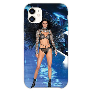 Custodia Cover iphone 11 Pro Max Kendall Jenner Victorias Secret Angel
