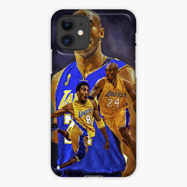 Custodia Cover iphone 11 Pro Max Kobe Bryant La Lakers Nba Basketball Art Print