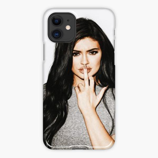 Custodia Cover iphone 11 Pro Max Kylie Jenner Fuck You
