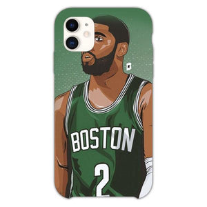 Custodia Cover iphone 11 Pro Max Kyrie Irving Boston Celtics Artwork