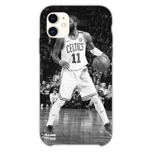 Custodia Cover iphone 11 Pro Max Kyrie Irving Boston Celtics Black And White