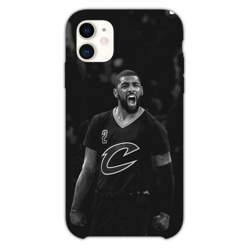 Custodia Cover iphone 11 Pro Max Kyrie Irving Boston Celtics Nike