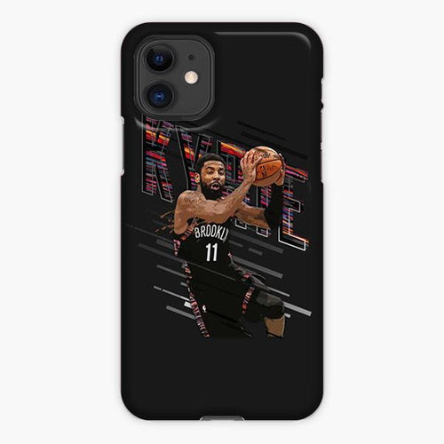 Custodia Cover iphone 11 Pro Max Kyrie Irving Brooklyn Nets Power