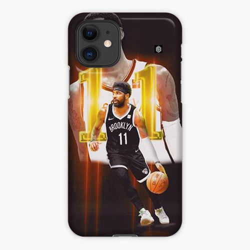 Custodia Cover iphone 11 Pro Max Kyrie Irving Brooklyn Nets