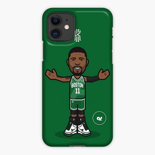 Custodia Cover iphone 11 Pro Max Kyrie Irving Cartoon Nba