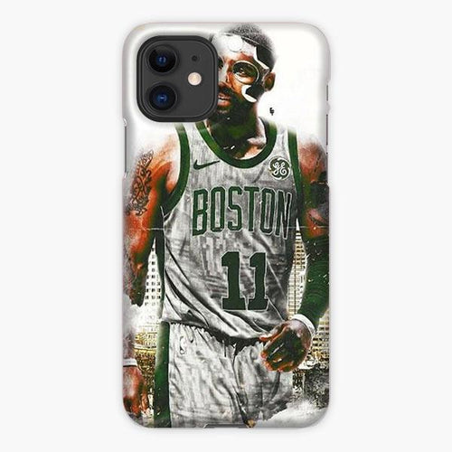 Custodia Cover iphone 11 Pro Max Kyrie Irving Nba Black City